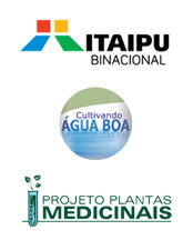 Itaipu Binacional | Água Boa | Projeto Plantas Medicinais