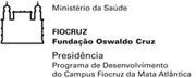 Logo Ministério da Saúde - Fiocruz