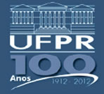 Logo UFPR 100 anos